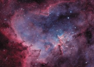 Heart Nebula by Alan Erickson